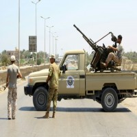 ليبيا تعلن حالة الطوارئ في العاصمة طرابلس وضواحيها
