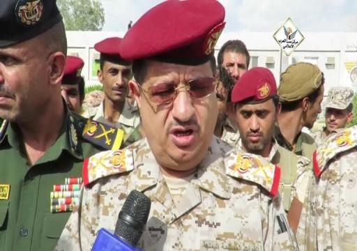 نجاة وزير الدفاع اليمني من محاولة اغتيال ومقتل عدد من مرافقيه