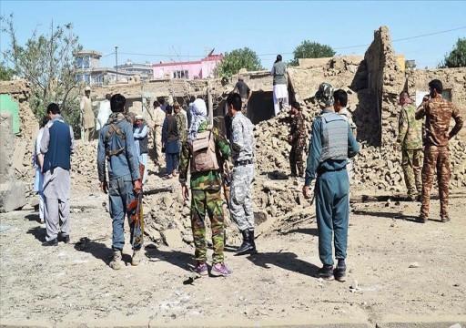 مقتل 13 عسكريًا في هجوم مسلح لمسلحي طالبان شمال أفغانستان