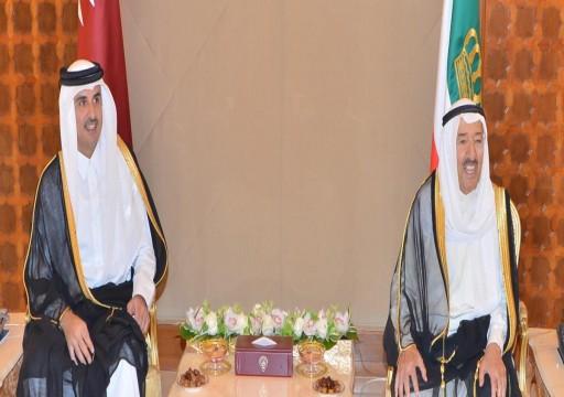 أمير قطر يزور الكويت غدا الاثنين