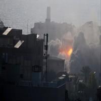 بعد ساعات من التهدئة.. الاحتلال يقصف غزة