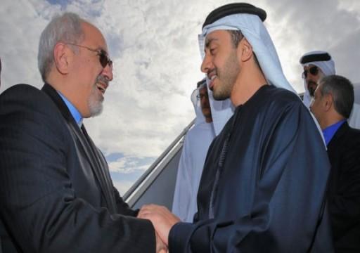 طهران: الإمارات جارتنا وتغيير السياسات شرط لحسن الجوار