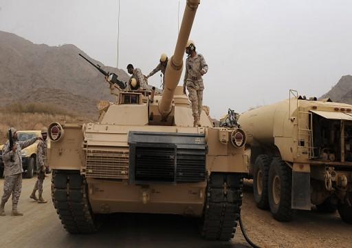 وصول قوات سعودية إلى شبوة اليمنية لخفض التصعيد