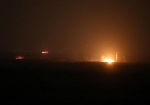 يستهدف مصياف بحماة.. سوريا تعلن تدمير صاروخ قادم من شمال لبنان