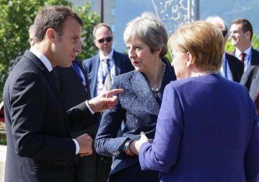 ضغوط فرنسية وبريطانية على برلين لرفع حظر تصدير الأسلحة إلى السعودية