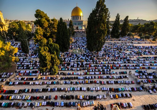 """""""رابطة علماء فلسطين"""" تدعو علماء الأمة لنصرة الأقصى"""