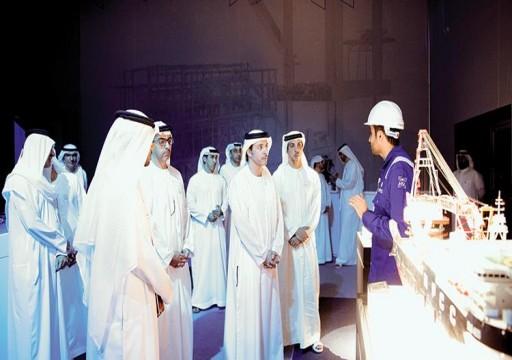 أدنوك تدشن منصة اللولو إحدى أكبر منصات النفط البحرية في العالم