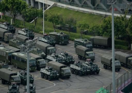 صحيفة صينية: بكين قد تتدخل بالقوة لقمع احتجاجات هونغ كونغ