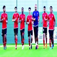 مساء اليوم.. الأبيض الصغير يلتقي منتخب أرمينيا في كأس دبي للشباب