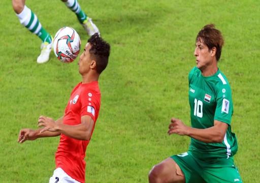 العراق تكتسح اليمن بثلاثية وتتأهل لثمن نهائي كأس آسيا19