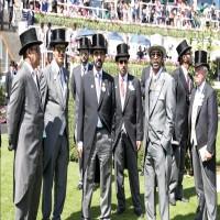 محمد بن راشد يشهد إنجازات خيول الإمارات في «رويال أسكوت»