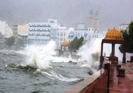 """ارتفاع ضحايا إعصار """"شاهين"""" في سلطنة عمان إلى ثلاثة"""