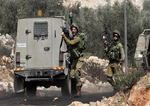 إصابة 4 فلسطينيين برصاص الإحتلال الإسرائيلي شمالي الضفة