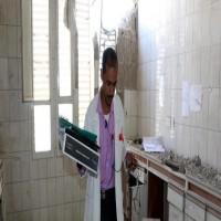 أكثر من نصف المرافق الصحية في اليمن خارج الخدمة