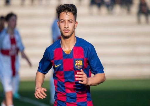 رسميا.. برشلونة يربط جوهرته المغربية بعقد جديد