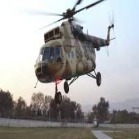 تحطم مروحية عسكرية سودانية ونجاة طاقهما وركابها