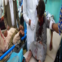 """قيادي حوثي: لن نقف مكتوفي الأيدي أمام جرائم """"العدوان"""" السعودي الإماراتي"""
