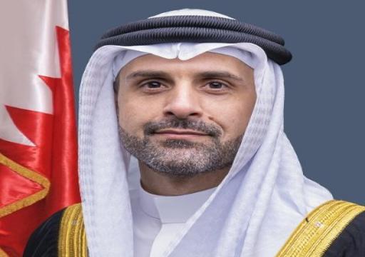 """السفير البحريني لدى الاحتلال يصل """"تل أبيب"""" لتولي مهامه"""