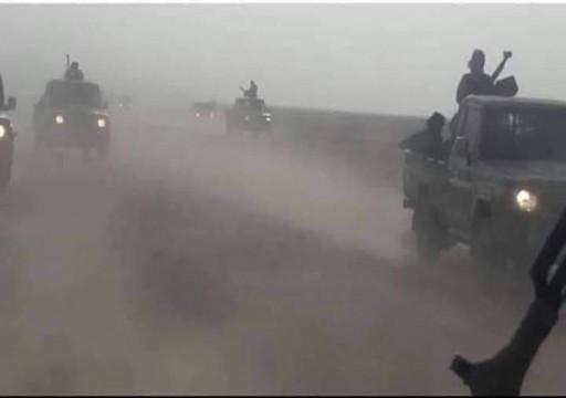 وسائل إعلام: قوات يمنية تحاصر معسكراً تديره الإمارات بشبوة