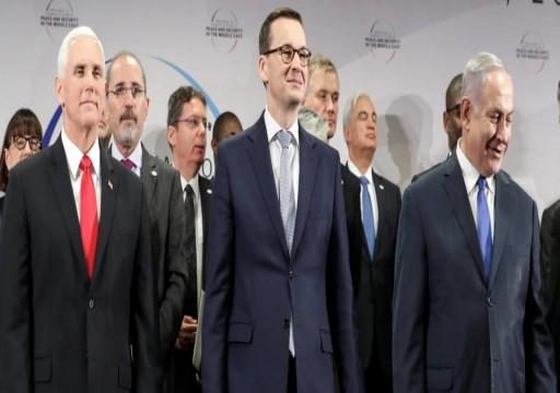 رئيس وزراء بولندا يلغي زيارته لإسرائيل بسبب تصريحات نتنياهو