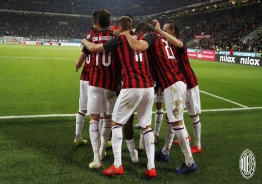 انتر ميلان يستعيد المركز الثالث من الدوري الإيطالي