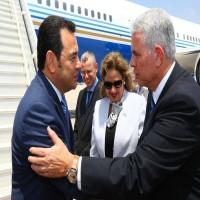 غواتيمالا تفتتح سفارتها بالقدس المحتلة