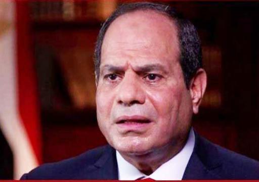 قائد الانقلاب الدموي يزور أبوظبي اليوم