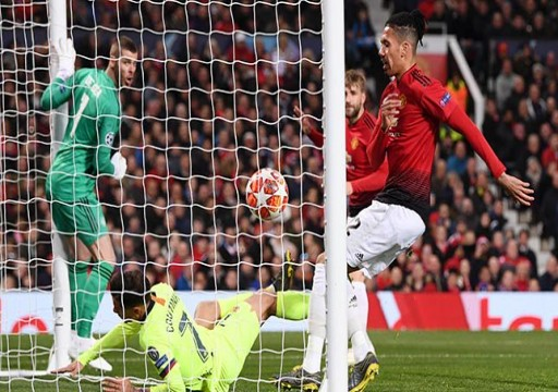 هدف بالخطأ يضع قدمًا لبرشلونة بنصف نهائي دوري أبطال أوروبا