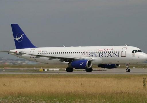 بعد انقطاع استمر ثماني سنوات.. تونس تستقبل أول رحلة جوية من سوريا
