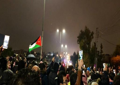 تجدد الاحتجاجات بالأردن والمحتجون يطالبون برحيل حكومة الرزاز