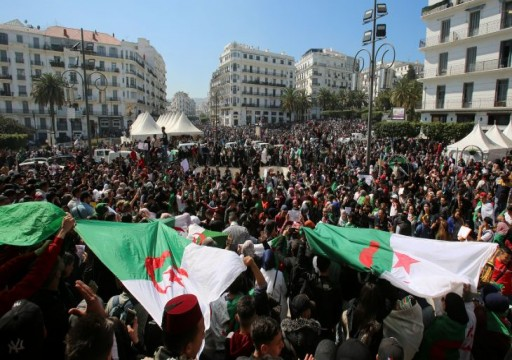 واشنطن تدعم جهود الجزائر لرسم طريق جديد بعد بوتفليقة