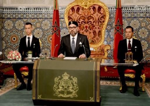 العاهل المغربي يدعو الجزائر إلى تأسيس لجنة مشتركة لتجاوز الخلافات