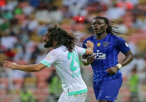 الهلال السعودي يضرب موعدًا مع النجم التونسي بنهائي بطولة زايد