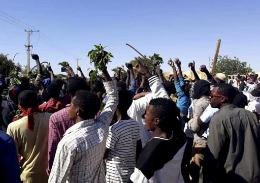 المعارضة السودانية تطلق أسبوع انتفاضة المدن والقرى