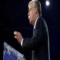بولتون يهدد الشركات الأوروبية المتعاملة مع إيران