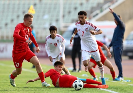 منتخبنا الوطني للشباب يخسر أمام قيرغستان في التصفيات الآسيوية للشباب
