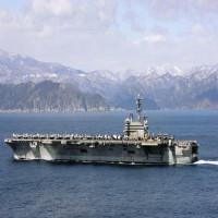 أكبر أسطول أمريكي منذ غزو العراق يتجه إلى سوريا