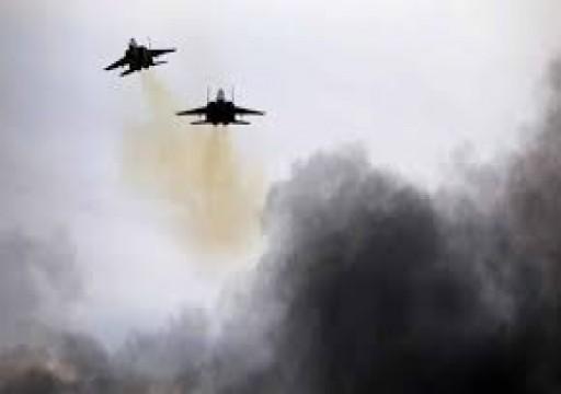 طائرات إسرائيلية تقصف موقعا للمقاومة شمالي غزة