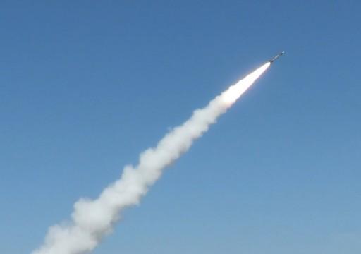 المقاومة الفلسطينية تختبر صواريخ جديدة في بحر غزة