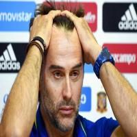 إسبانيا تقيل مدرب المنتخب قبل يومين من مباراتها في كأس العالم