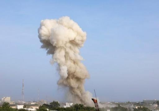 وكالة: 17 قتيلاً على الأقل في هجمات انتحارية على فندق بمقديشو