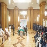 محمد بن زايد وأبي أحمد يشهدان توقيع مذكرات تفاهم بين الإمارات وإثيوبيا