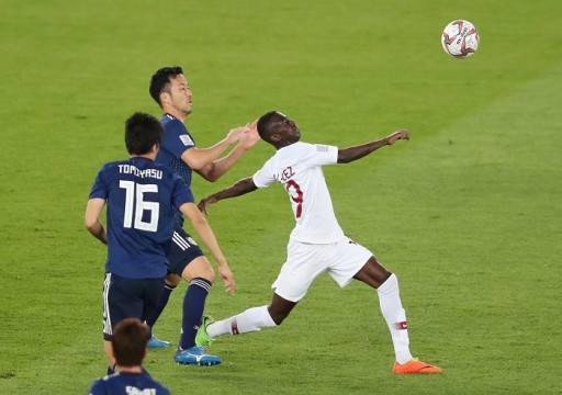 كأس آسيا: مدرب اليابان يلوم نفسه على هدف المعز علي