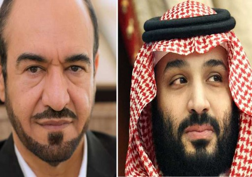 السفارة السعودية بواشنطن ترد على اتهامات سعد الجبري لمحمد بن سلمان