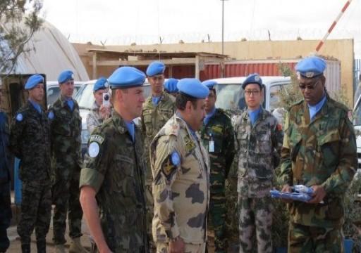 الأمم المتحدة تعين قائدا جديدا لبعثتها في إقليم الصحراء