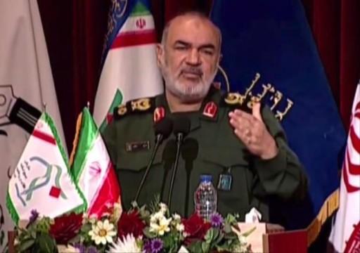 قائد الحرس الثوري الإيراني: أبوظبي والرياض عاجزتان في اليمن