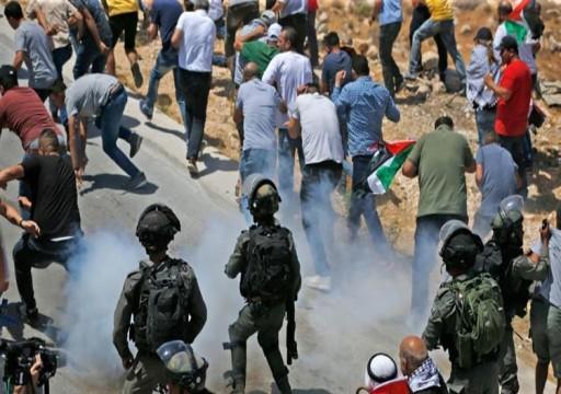 إصابة 5 فلسطينيين برصاص الاحتلال الإسرائيلي شرقي قطاع غزة
