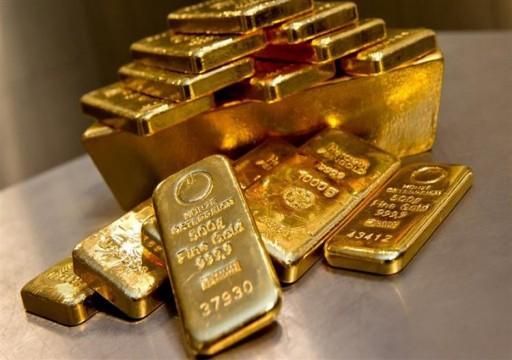 الذهب يصعد 1% بدعم من خفض أسعار الفائدة الأمريكية