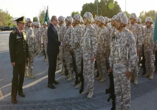 تركيا ترفض طلبا خليجيا بإغلاق قاعدتها العسكرية في قطر