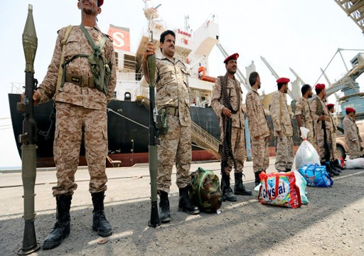 خبير عسكري يمني يكشف عن تفاهمات سرية بين أبوظبي والحوثيين